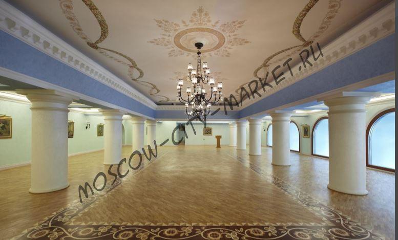 ВИП-Колонный зал  Rad (до 200 чел)